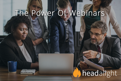 How to use webinars as part of your marketing strategy